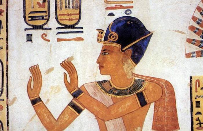 Рамсес III считается одним из самых могущественных царей Древнего Египта